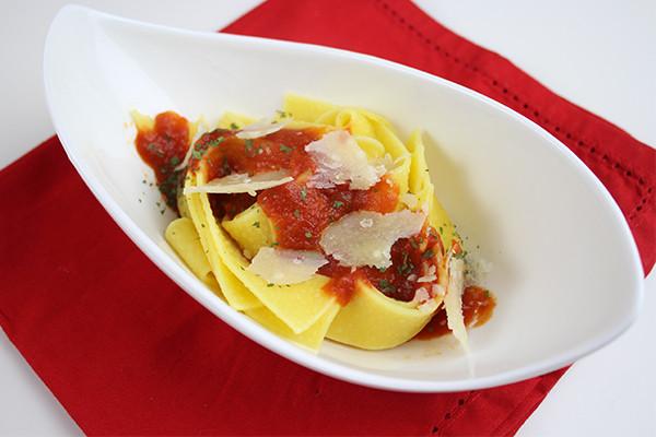 Pasta von Emilia: köstlich italienisch!