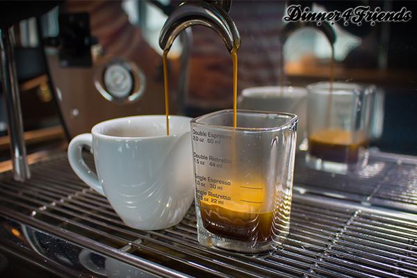 Es kommt auf die Menge und die Crema an: Espresso ist nicht gleich Espresso, sondern auch schnell mal ein Ristretto.