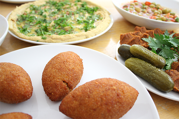 Jordanisches Essen