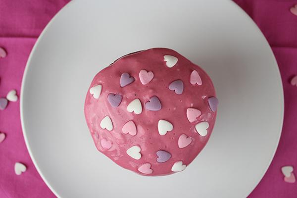 Muttertag Muffins: perfekt zum Verschenken