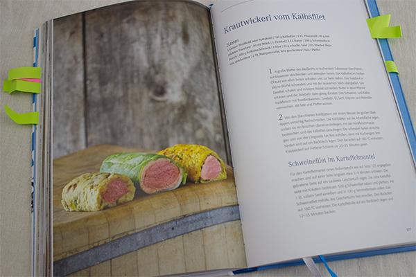 Ein bayrisches Kochbuch zum Verlieben