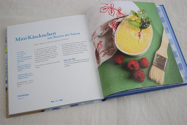 Raffinierte, aber doch gelingsichere und einfache Rezepte enthält das bayerische Kochbuch von Tanja Timme und Florian Lechner aus dem blv Verlag.