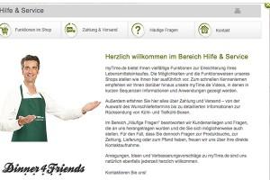 So geht Lebensmittel online kaufen bei mytime.de: Service und Kundenorientierung stimmen einfach.